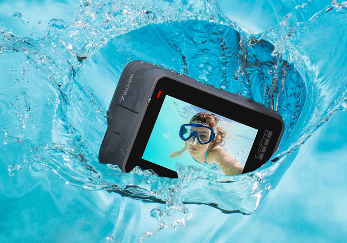GoPro HERO 7 SILVER معرفی شد
