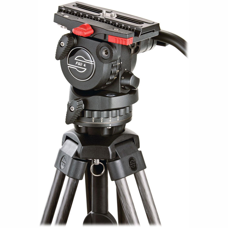 سهپایه فیلمبرداری FSB 4 ساچلر        Sachtler FSB 4