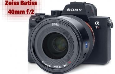 زایس لنز جدید 40mm f/2 خود را به بازار جهانی معرفی نمود