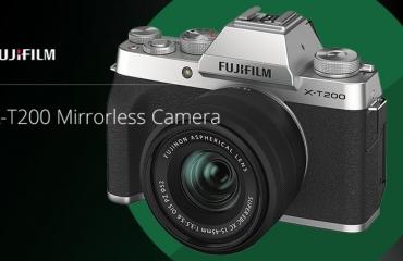 فوجی فیلم  رونمایی کرد  Fujifilm X-T200