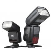فلاش اکسترنال اس اند اس مدل TT350 مناسب برای دوربین نیکون