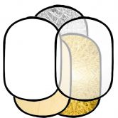 رفلکتور پنج کاره اس اند اس Reflector disc R11 S&S 5-in-1  110×168cm